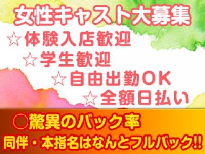 五反田いちゃキャバ「CHUCHU」の高収入求人