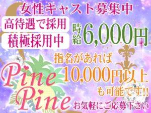 五反田セクキャバ「PINE PINE」の高収入求人