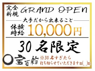 錦糸町いちゃキャバ「宝石箱(ホウセキバコ)」の高収入求人