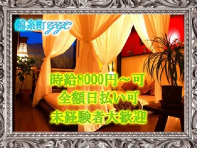 錦糸町セクキャバ「ギャルゲッチュ 錦糸町」の高収入求人