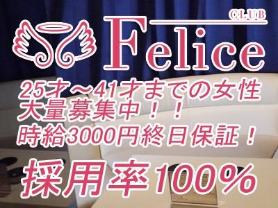 赤羽セクキャバ「 Felice(フェリス)」の高収入求人