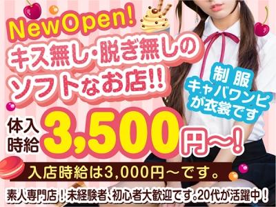 横浜いちゃキャバ「上大岡 Cream(クリーム)」の高収入求人