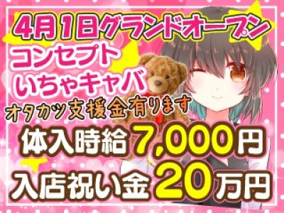 渋谷いちゃキャバ「CLUB ANGEL PIE(エンジェルパイ)」の高収入求人